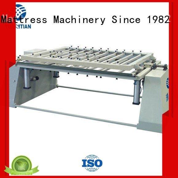 foam mattress making machine bending border pneumatic spring YUANTIAN Mattress Machines