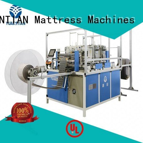 mattress four quilting machine for mattress highspeed YUANTIAN Mattress Machines