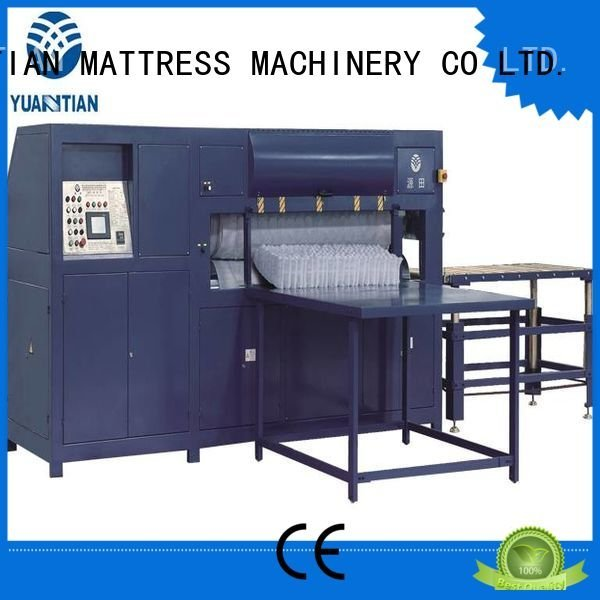 foam mattress making machine unpressing pneumatic poket mattress Bulk Buy