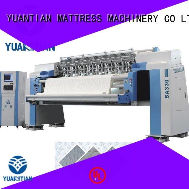 Custom heads quilting machine for mattress lockstitch quilting machine for mattress price