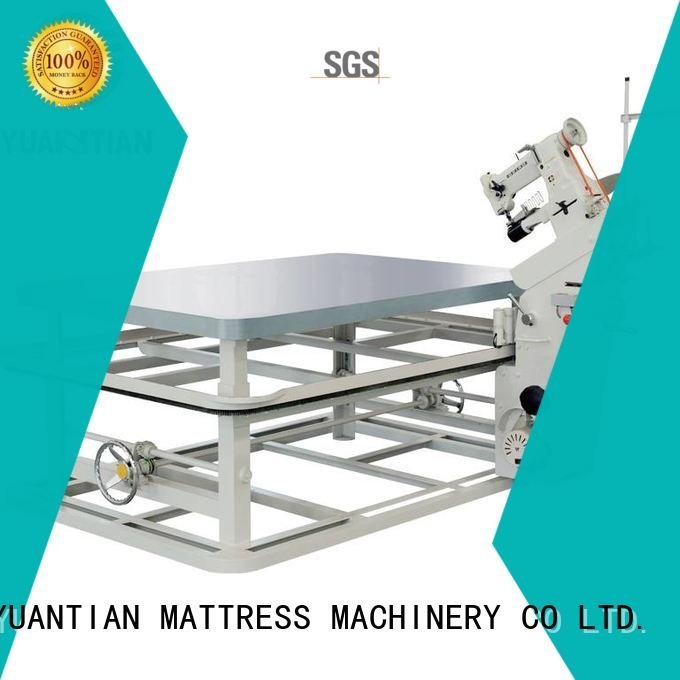 top tape mattress tape edge machine YUANTIAN Mattress Machines