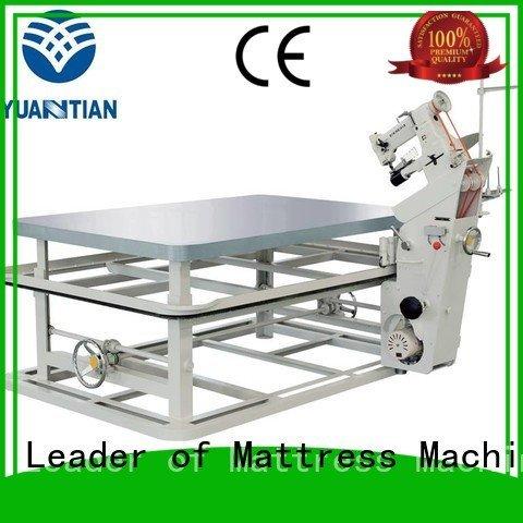 mattress tape edge machine table mattress tape edge machine edge