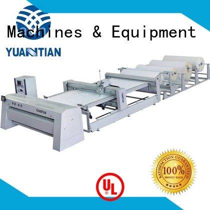 lockstitch highspeed dzhf2h machine YUANTIAN Mattress Machines quilting machine for mattress
