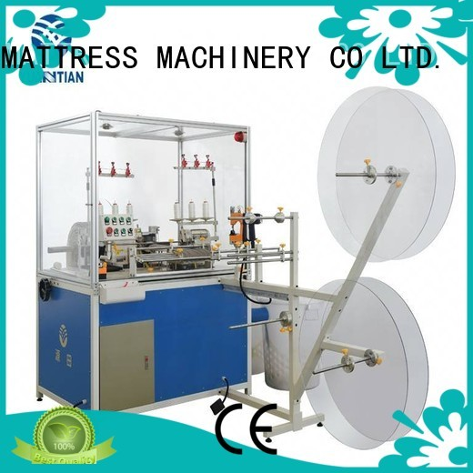 YUANTIAN Mattress Machines Brand multifunction double heavyduty Double Sewing Heads Flanging Machine