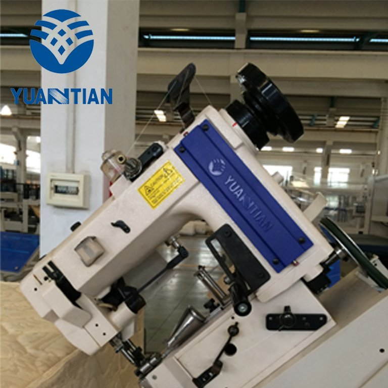 WB-3A Mattress Tape Edge Machine
