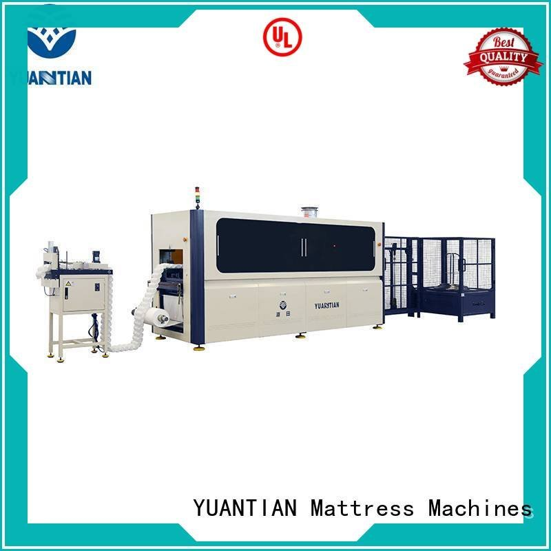 YUANTIAN Mattress Machines Automatic Pocket Spring Machine pocketspring automatic production pocket