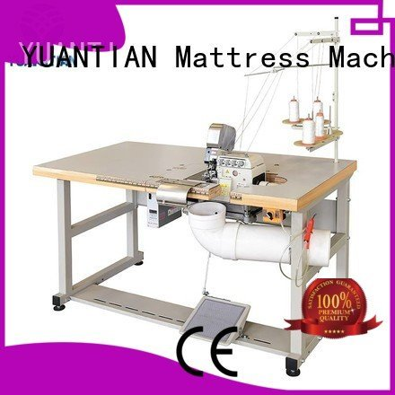 heavyduty ds5 ds7a double YUANTIAN Mattress Machines Double Sewing Heads Flanging Machine