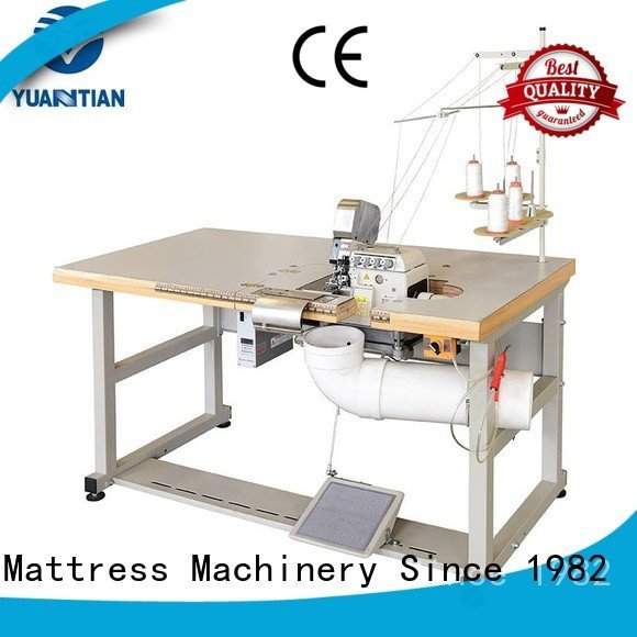 Double Sewing Heads Flanging Machine mattress Mattress Flanging Machine multifunction