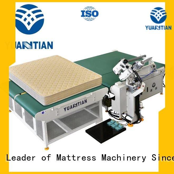 Hot mattress tape edge machine top binding edge YUANTIAN Mattress Machines Brand