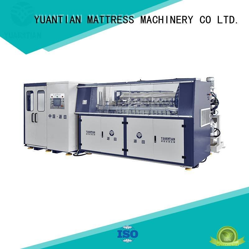 bonnell spring machine tx012 production machine coiler YUANTIAN Mattress Machines