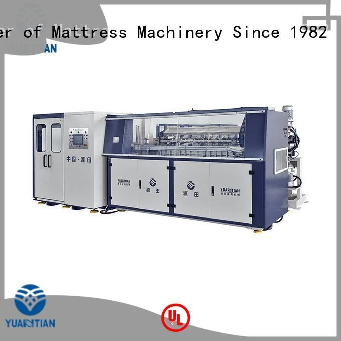 machine automatic Automatic Bonnell Spring Coiling Machine coiler YUANTIAN Mattress Machines