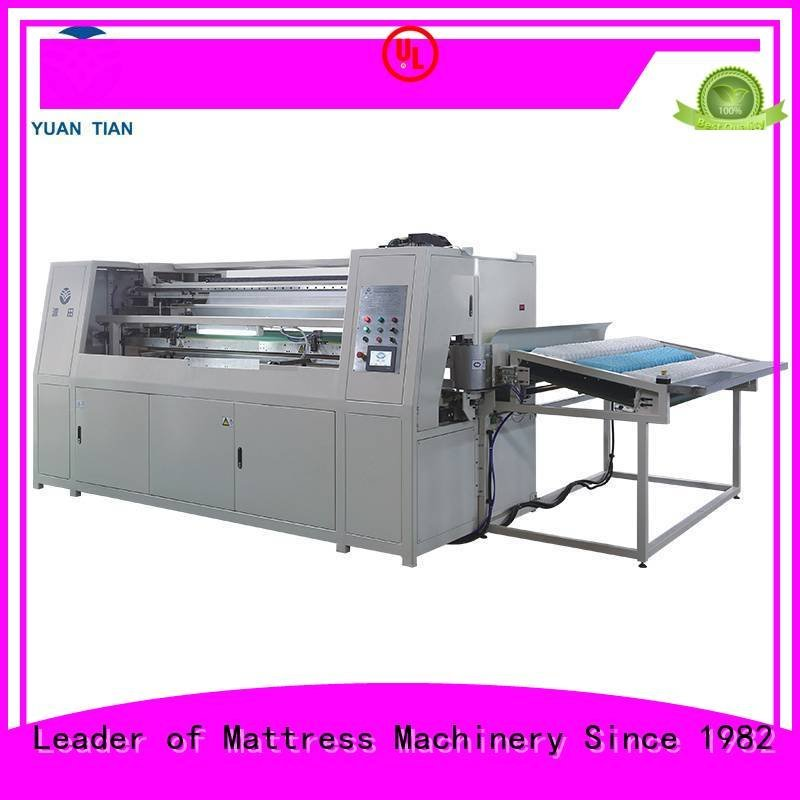 YUANTIAN Mattress Machines Brand machine Automatic Pocket Spring Machine automatic dzg1
