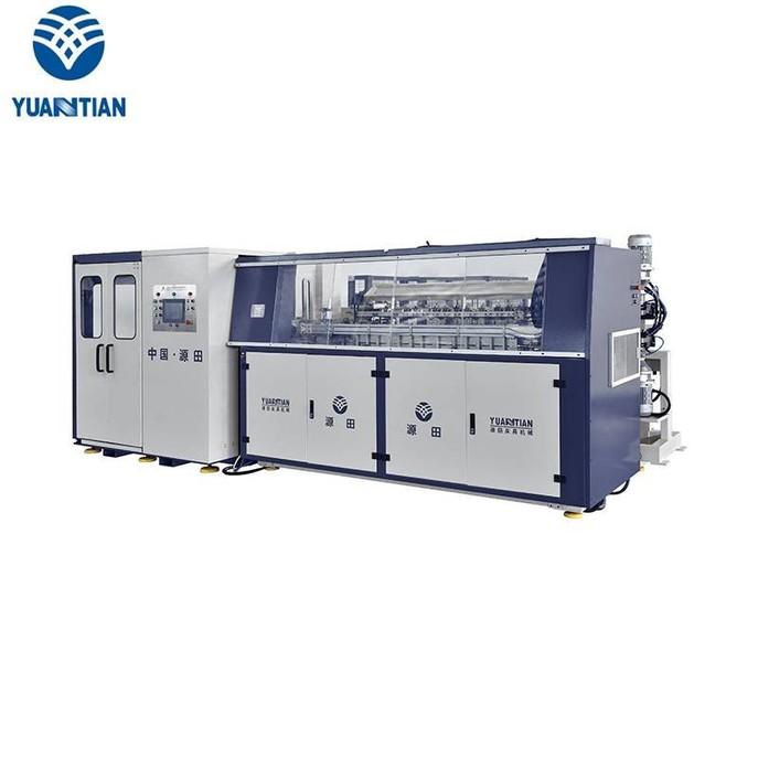 TX-012 普通弹簧床网生产线