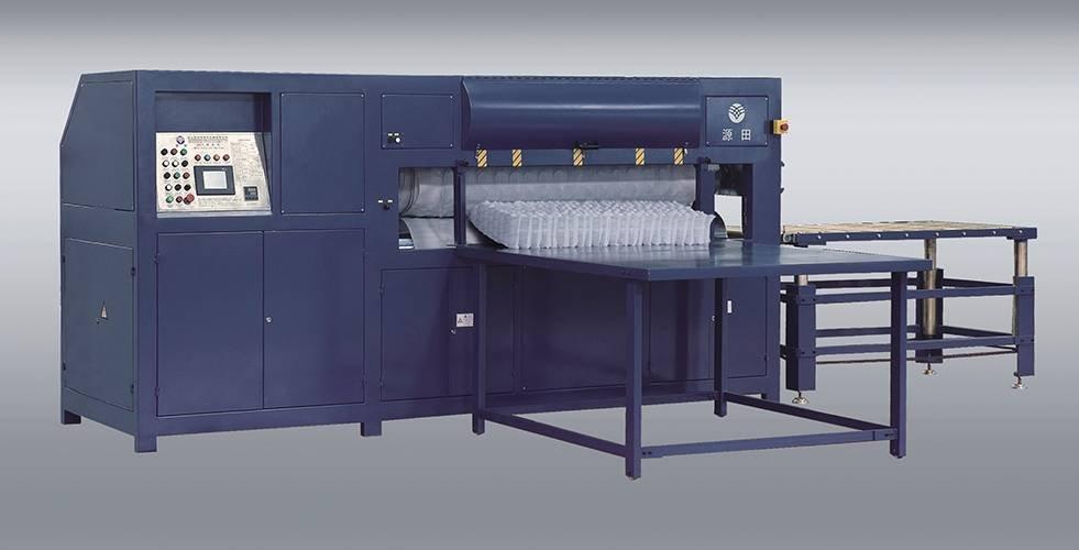JB-2 Poket Spring Unit Roll-Pack Machine 003