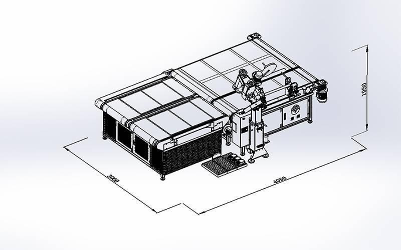 WB-4A Tape Edge Machine