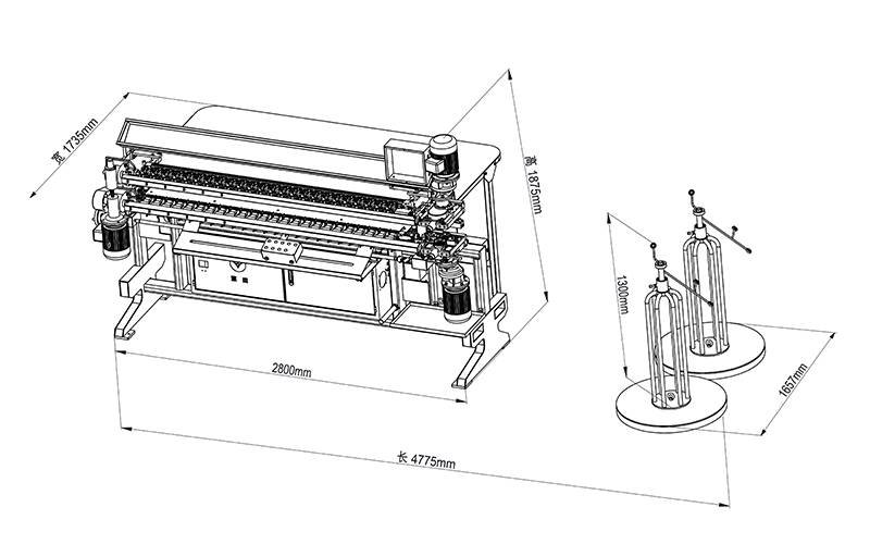 CW-2Semi-Auto Spring Assembling Machine