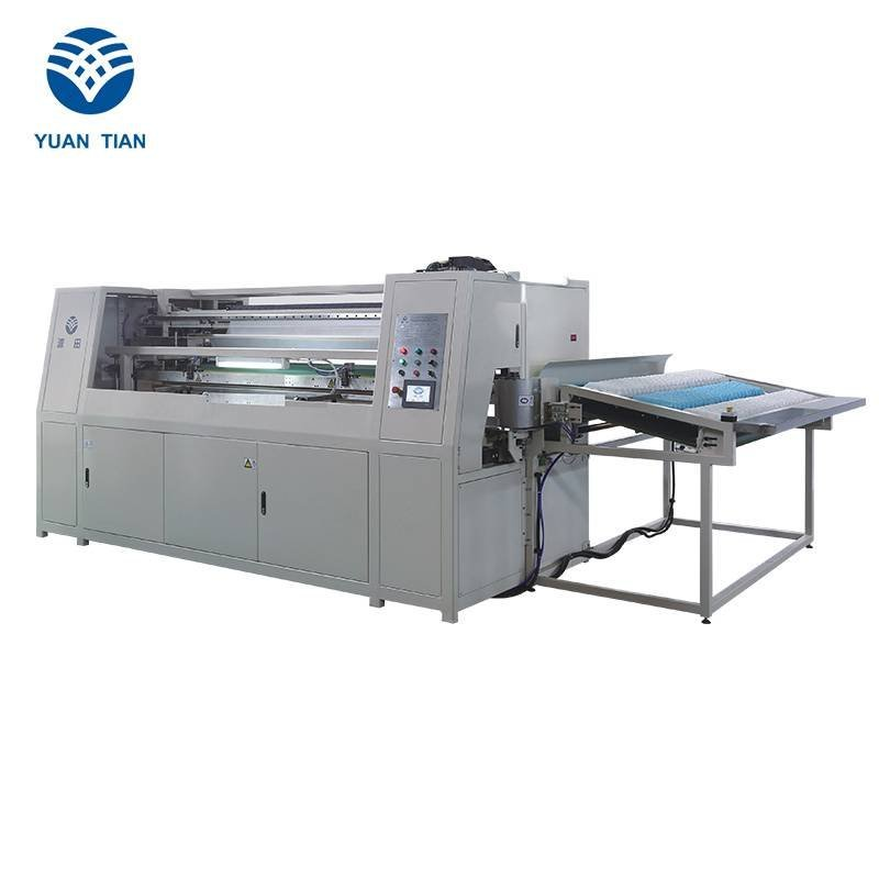 DN-6 Automatic Pocket Spring Assembling Machine