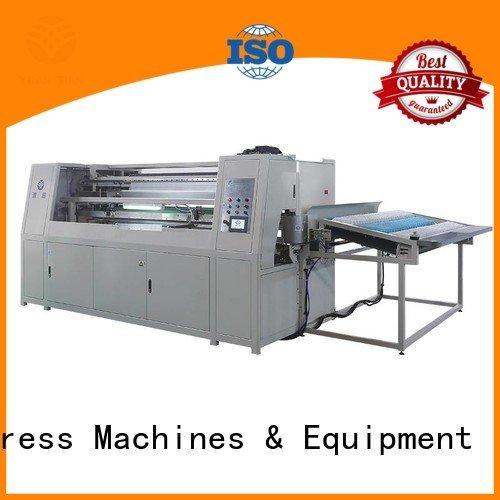 Automatic Pocket Spring Machine pocket line Automatic High Speed Pocket Spring Machine YUANTIAN Mattress Machines Brand