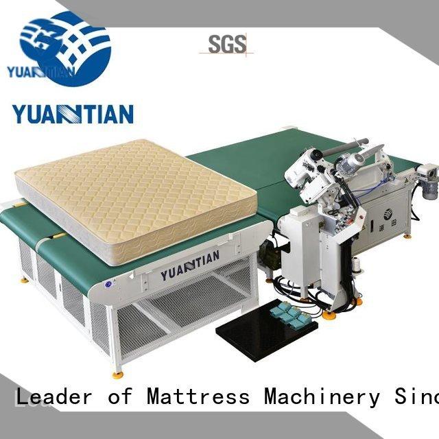 OEM mattress tape edge machine binding machine table mattress tape edge machine