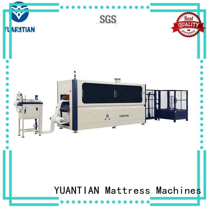 Automatic Pocket Spring Machine pocket production speed Automatic High Speed Pocket Spring Machine manufacture