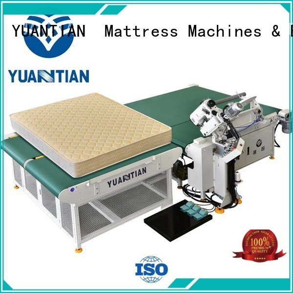YUANTIAN Mattress Machines pf300u mattress tape edge machine tape wpg2000