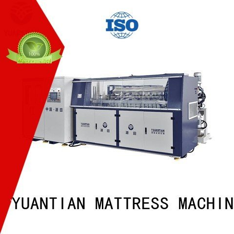 bonnell spring machine bonnell YUANTIAN Mattress Machines Brand