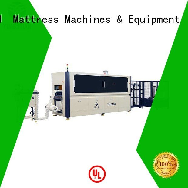 YUANTIAN Mattress Machines Brand production pocket line Automatic Pocket Spring Machine