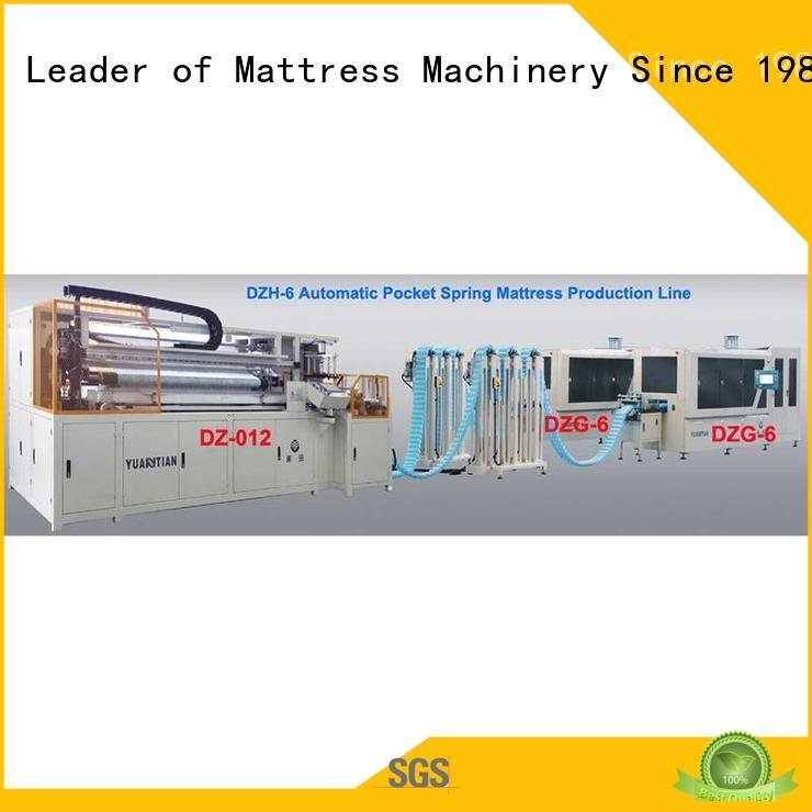 Automatic Pocket Spring Machine line high Automatic High Speed Pocket Spring Machine