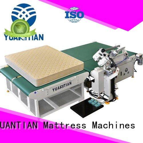 wpg2000 tape machine edge YUANTIAN Mattress Machines mattress tape edge machine