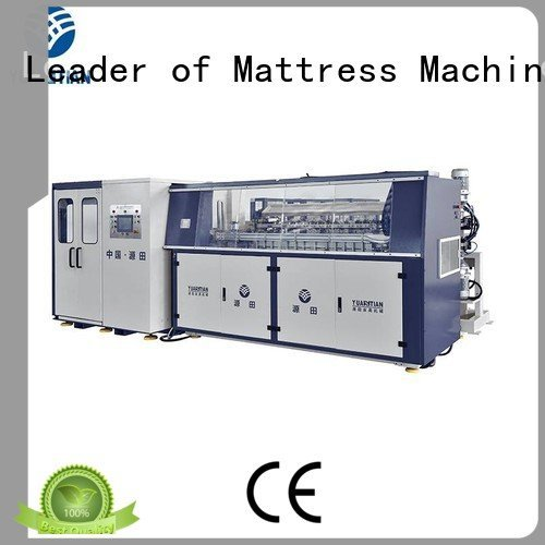 bonnell spring machine coiler tx012 YUANTIAN Mattress Machines Brand