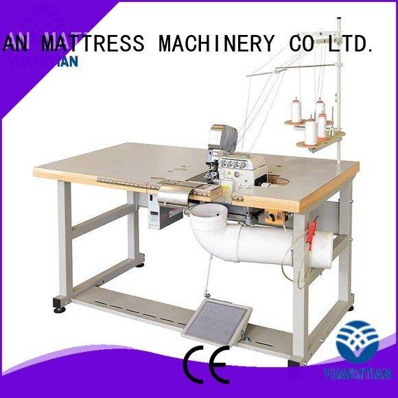 multifunction Mattress Flanging Machine mattress double YUANTIAN Mattress Machines