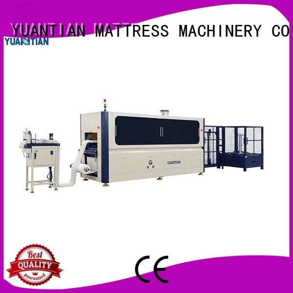 Automatic Pocket Spring Machine automatic line Automatic High Speed Pocket Spring Machine YUANTIAN Mattress Machines Brand