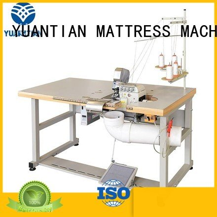 Double Sewing Heads Flanging Machine ds5b mattress Mattress Flanging Machine