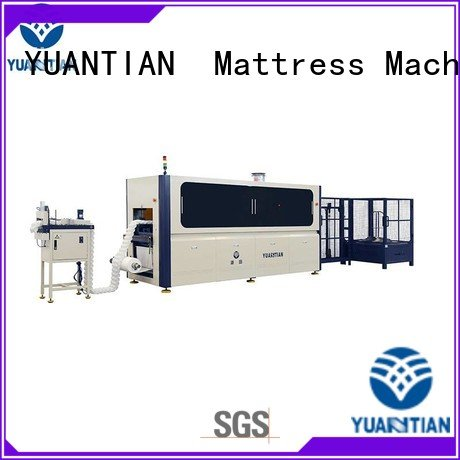 Custom spring Automatic High Speed Pocket Spring Machine dzg1 Automatic Pocket Spring Machine