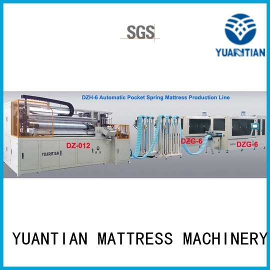 OEM Automatic High Speed Pocket Spring Machine pocketspring speed Automatic Pocket Spring Machine