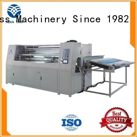Automatic Pocket Spring Machine high automatic Automatic High Speed Pocket Spring Machine YUANTIAN Mattress Machines Warranty
