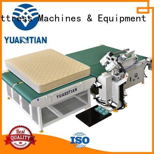 YUANTIAN Mattress Machines Brand machine mattress tape edge machine table tape