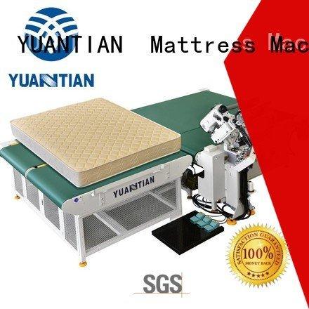 wb1 wpg2000 binding YUANTIAN Mattress Machines mattress tape edge machine