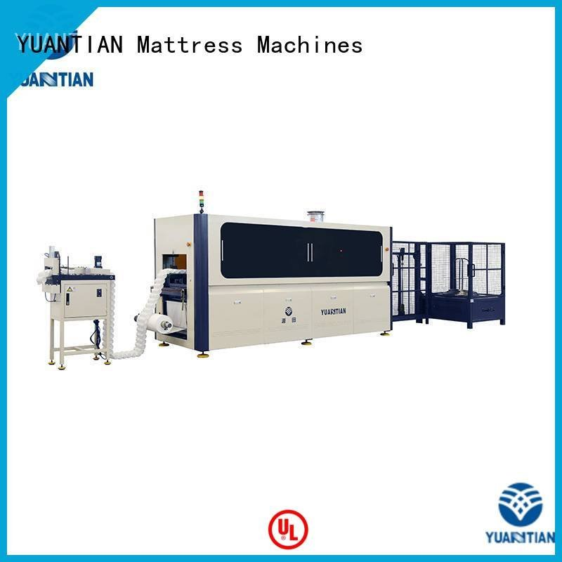 YUANTIAN Mattress Machines Automatic Pocket Spring Machine spring assembler coiling