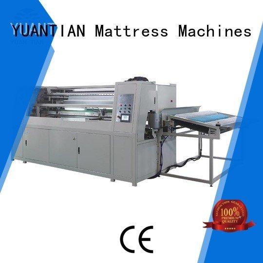 Automatic Pocket Spring Assembling Machine spring Pocket Spring Assembling Machine YUANTIAN Mattress Machines
