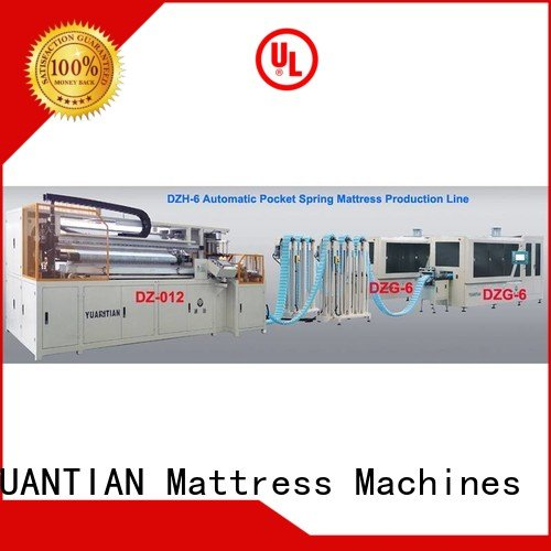 Hot Automatic Pocket Spring Machine machine Automatic High Speed Pocket Spring Machine automatic YUANTIAN Mattress Machines