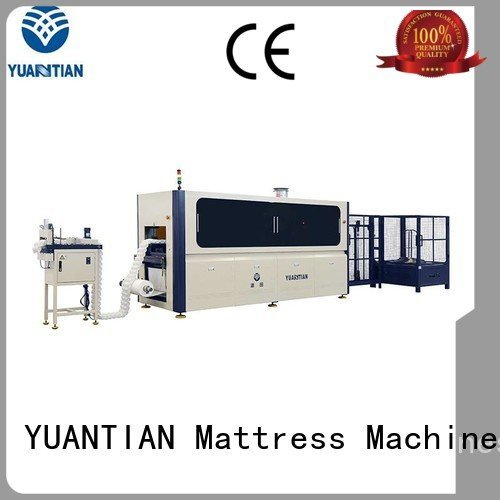 Wholesale production pocketspring Automatic High Speed Pocket Spring Machine YUANTIAN Mattress Machines Brand