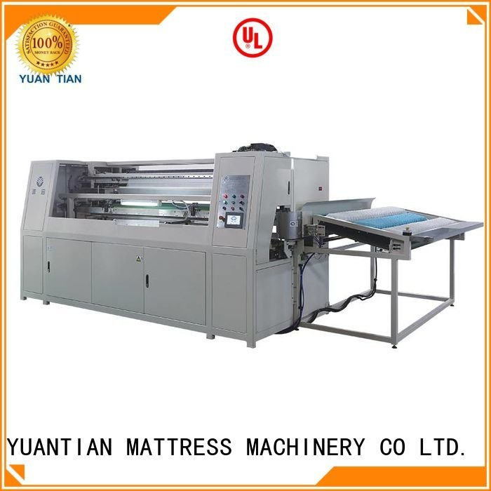 Custom Pocket Spring Assembling Machine automatic pocket