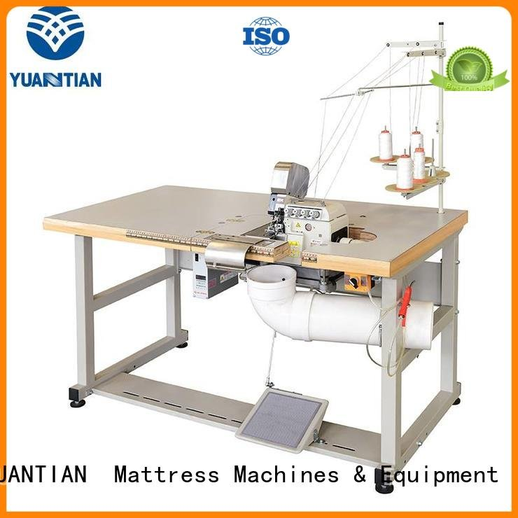 OEM Mattress Flanging Machine double machine Double Sewing Heads Flanging Machine