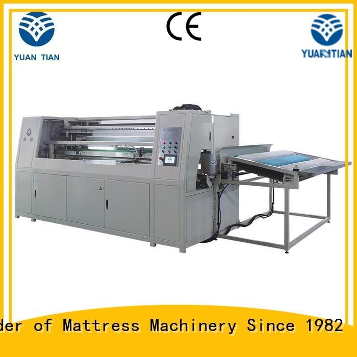 YUANTIAN Mattress Machines Brand spring Automatic Pocket Spring Machine machine automatic