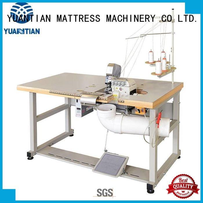 Custom Mattress Flanging Machine multifunction sewing flanging YUANTIAN Mattress Machines
