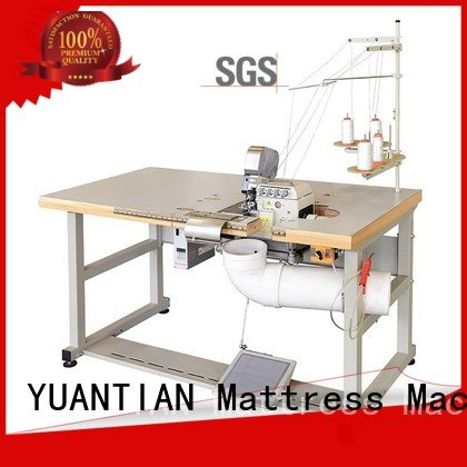 dss1250 Mattress Flanging Machine double ds5 YUANTIAN Mattress Machines