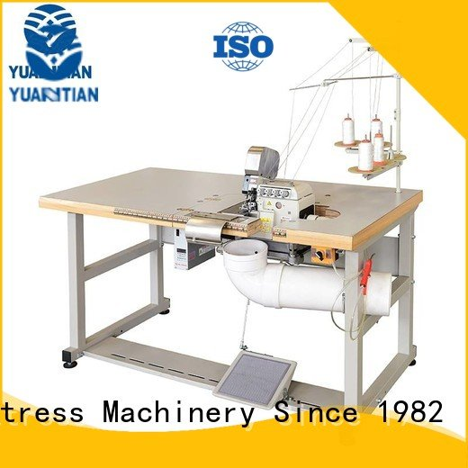 double multifunction YUANTIAN Mattress Machines Mattress Flanging Machine
