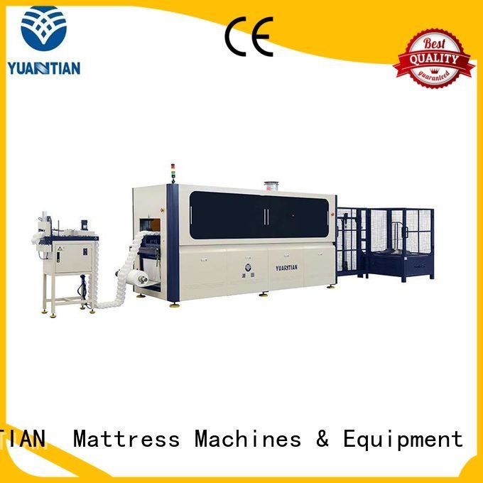 YUANTIAN Mattress Machines dzg1b production Automatic High Speed Pocket Spring Machine dzg1 dzg1a