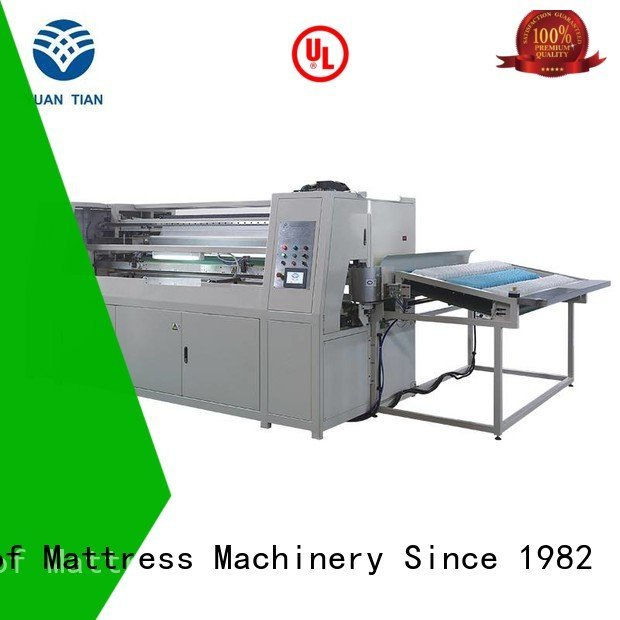 machine Pocket Spring Assembling Machine assembling spring YUANTIAN Mattress Machines